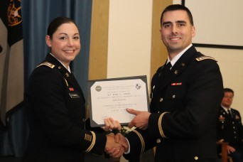 Cyber program graduate discusses fast-track to becoming an officer