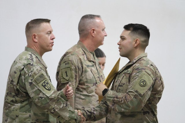 Soldiers Graduate Basic Leader Course