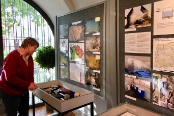 Grafenwoehr Military Museum Exhibit highlights training area environmental protection