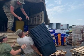 North Carolina National Guard mission continues