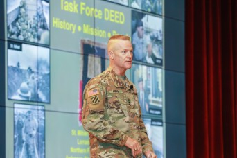 Reserve, National Guard have key role with rest of Army in winning wars, general says