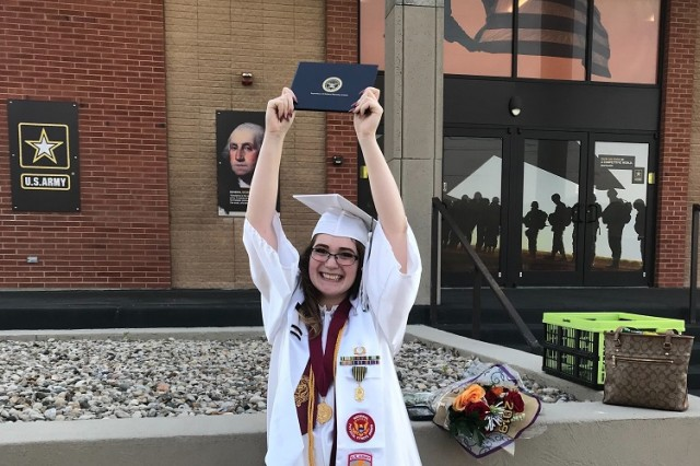 Kelly Rylee plans to attend Marshall University this fall where she will apply her scholarship toward a double major in forensic anthropology and forensic archeology.