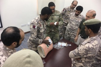West Virginia, New Jersey team up for exchange in Qatar