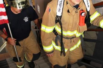 Fort Rucker firefighters take lead in honoring fallen of 9/11