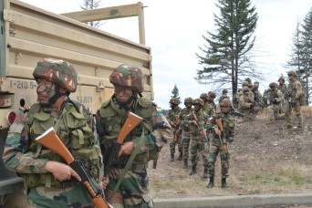 Exercise Yudh Abhyas 2019 continues on Joint Base Lewis-McChord