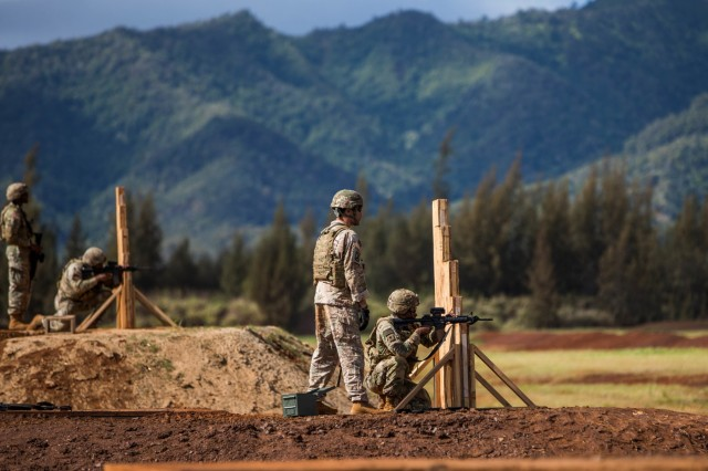 Soldiers across the 25th Infantry Division with varying skill levels prepared for the new marksmanship standards by conducting a pilot program to assess current installation support capabilities at Schofield Barracks, Hawaii.