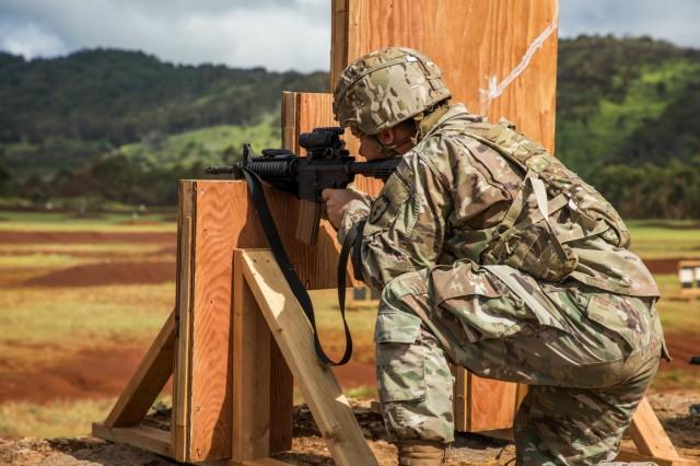 25th ID Tests New Combat Focused Marksmanship Qualification