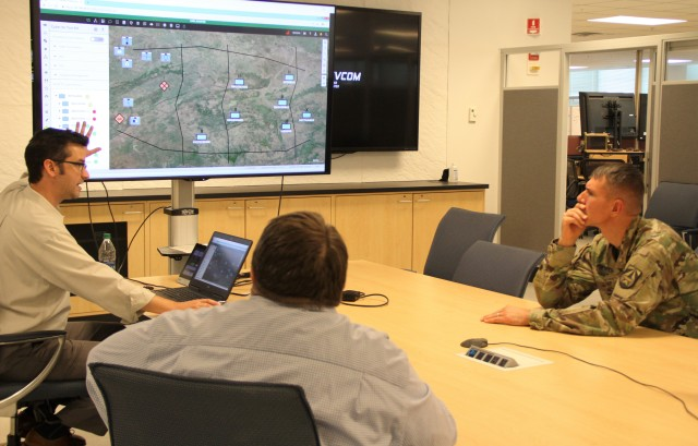 Army R&D integrating cyber and mission command