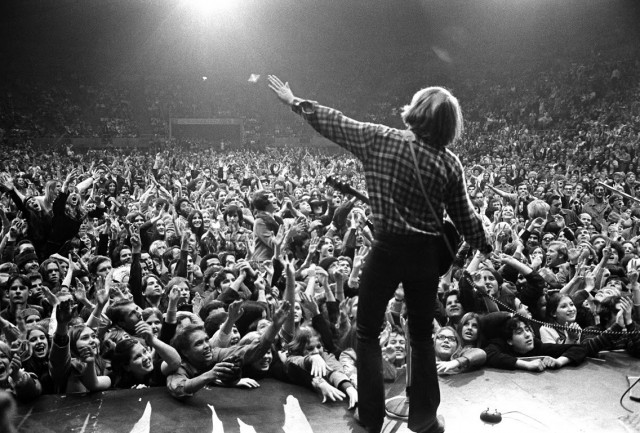 Rock legend John Fogerty remembers brief time at Fort Knox