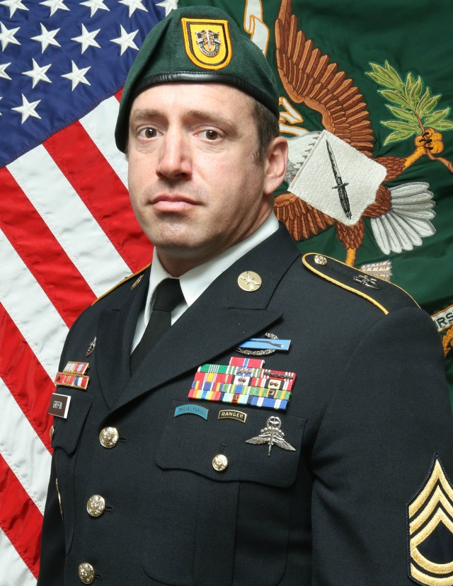 Green Beret Killed by Small Arms Fire in Afghanistan