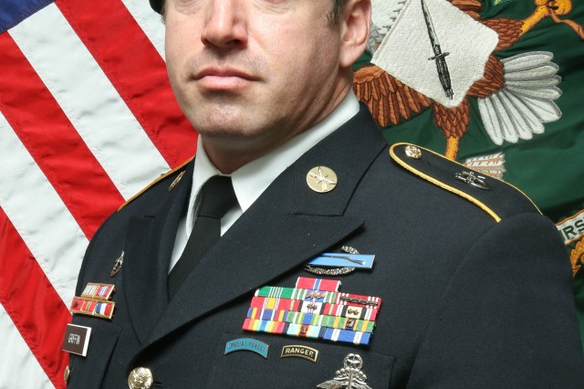 FORT BRAGG, N.C. -- Sgt. 1st Class Jeremy W. Griffin, 41, of Greenbrier, Tennessee, was killed in action by small arms fire, September 16, 2019, while engaged in combat operations in Wardak Province, Afghanistan, in support of Operation Freedom's Sentinel.
