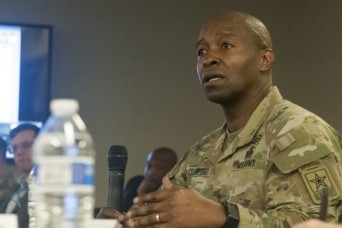 New data strategy combats modern threats, says Army's G-6
