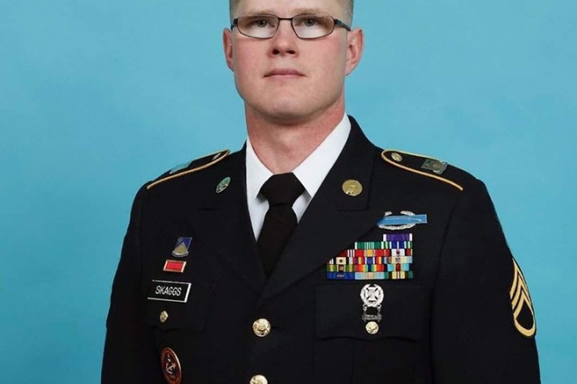 Michigan National Guard Staff Sgt. Justin Skaggs, a Soldier with the 1225th Support Battalion, Detroit, Mich., died after a motorcycle accident May 23. His decision to be an organ donor saved several lives.