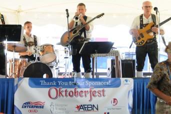 Oktoberfest features new look, new tastes, new location