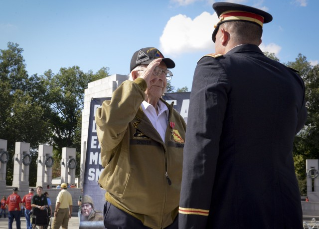 """""""The Hero of Cologne"""" receives bronze star during surprise ceremony"""