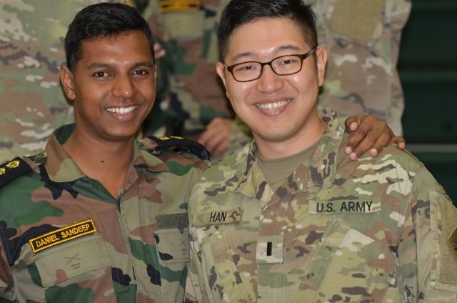 U.S. & Indian armies complete Yudh Abhyas 19