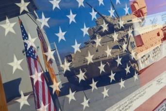 Iraqi translator risks life to reunite with American flag