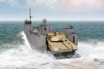 Army lays keel for new watercraft