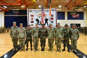U.S. & Indian armies complete Yudh Abhyas 19