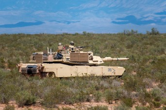 Army National Guard team conducts Combined Arms Live-Fire Exercise