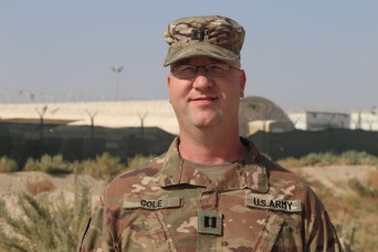 South Bend native makes impact in Middle East