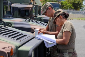 Puerto Rico Guard activated due to Tropical Storm Karen