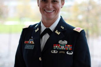 Soldier continues to lead the way after historic Ranger School accomplishment