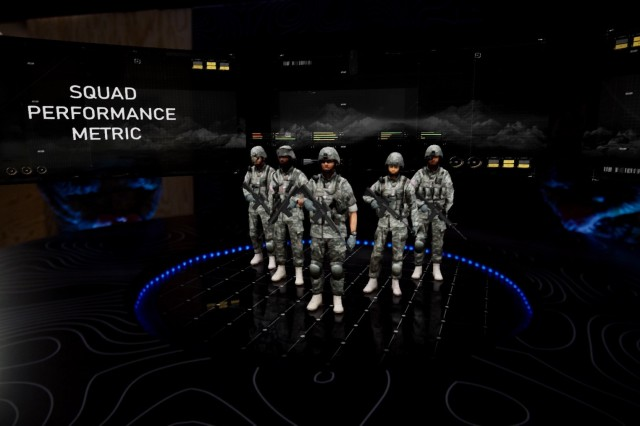 Adaptive squad architecture will assist in identifying, defining and maintaining interfaces, which will enable the squad to be managed as an integrated platform. (Image by PEO Soldier)