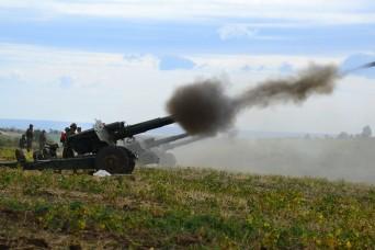 NC, Alabama Guard complete Fire Shield 2019 in Moldova