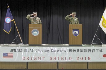 Orient Shield 19 wraps up with final remarks