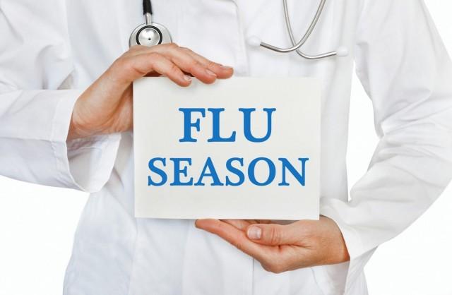 Flu season is around the corner