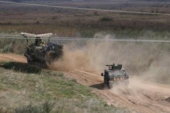Rapid Trident 19 demonstrates multinational proficiency in Ukraine