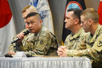 U.S. Army Japan addresses housing issues, answers questions at latest town hall