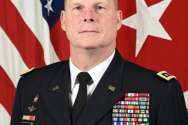 Lt. Gen. Duane Gamble