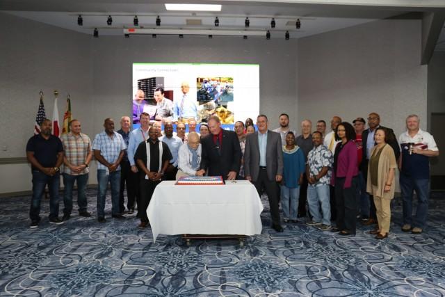 Camp Zama's Retiree Appreciation Day event help equip retirees