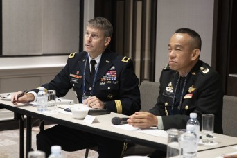 Leaders from armies across the Indo-Pacific region gathered in Bangkok Sept. 8-11 for the 43rd Indo-Pacific Armies Management Seminar co-hosted by the Royal Thai Army and U.S. Army.  IPAMS is an annual seminar involving senior officers from lieutenant colonel to major general, or equivalent, that helps build regional understanding through open dialogue and shared experiences.