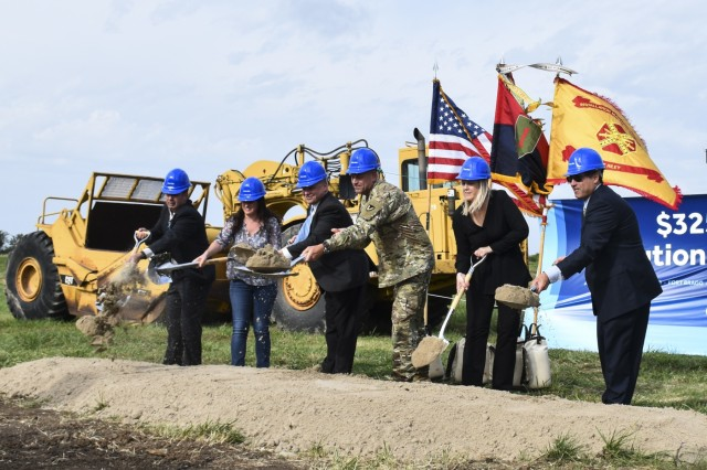 Groundbreaking ceremony marks next phase of $62M housing investment