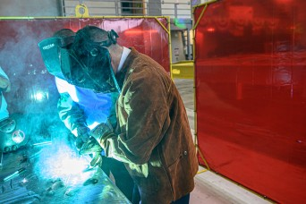 Army lays keel on new watercraft designed to support Army Multi-Domain Operations concept
