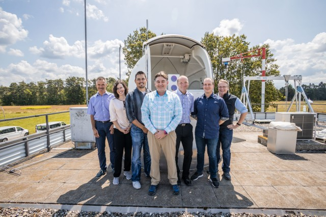 Yuma Proving Ground representatives tour Republic of Germany's Technical Centers