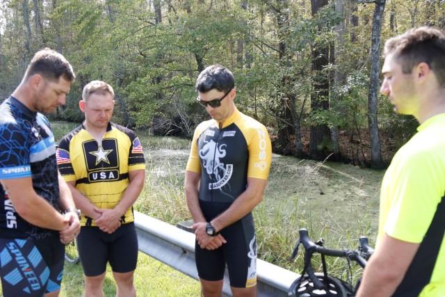 Veteran Suicide Awareness Bike Ride