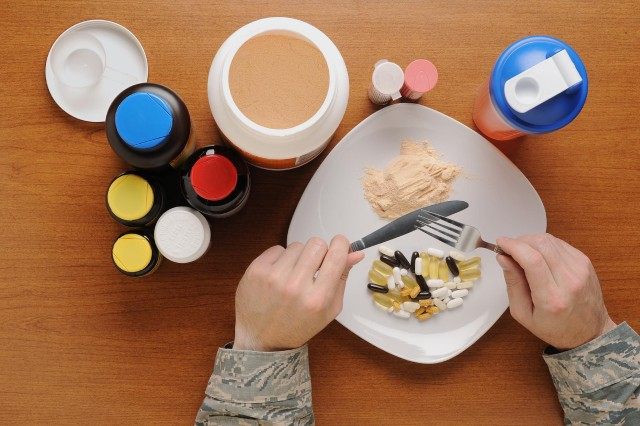 The supplement business is a multibillion dollar industry that is not currently regulated like conventional food and drug products by the Food and Drug Administration. Fort Knox Dietician Laura Bottoms warns that some ingredients are banned, and sometimes companies hide them in their products.