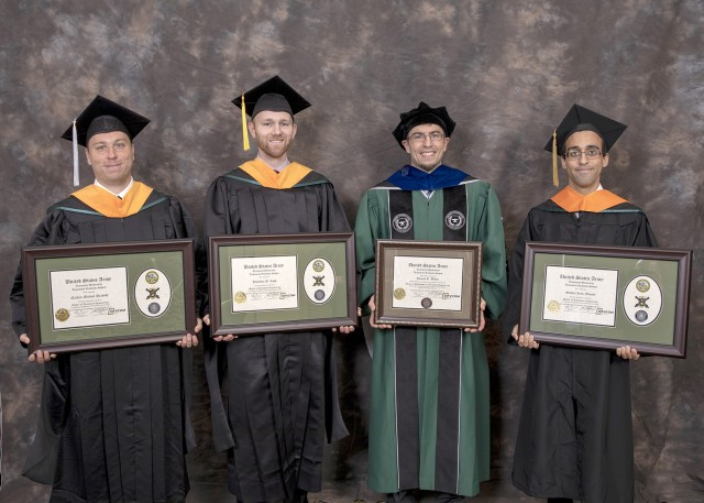 Picatinny's Armament Graduate School certifies its first PhD armaments engineer