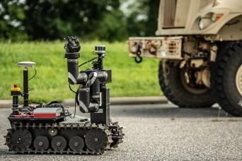 Army researchers test human-like robots