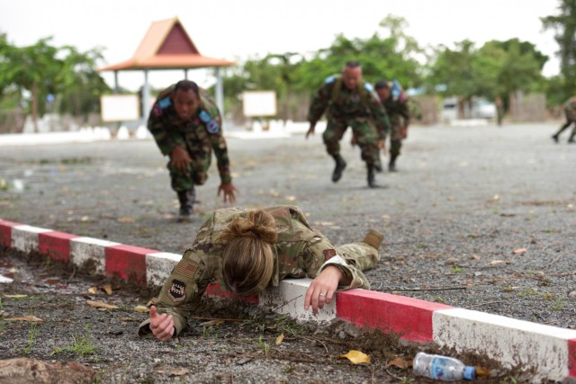 Idaho National Guard conducts exchange in Cambodia