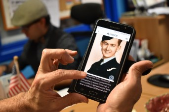 Chievres MWR library launches World War II scavenger hunt