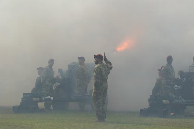 XVIII Airborne Corps Change of Command