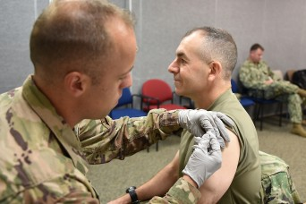 Army distributes 1.5 million flu vaccines