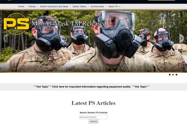 PS Magazine will soon be replaced with a fully online, mobile-friendly information web portal. The portal will take the place of the current smartphone app, which could be cumbersome to navigate and read depending on the device. The app, available in the Apple and Google stores, will be discontinued at the end of 2019. (Courtesy image)