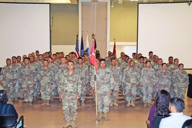 38th ADA Brigade Welcomes Task Force Talon