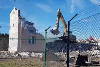 Demolition will lead to construction in Baumholder housing